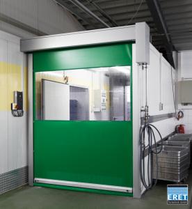 PSE-M Aluminium-Ausführung, in der Lebensmittelproduktion