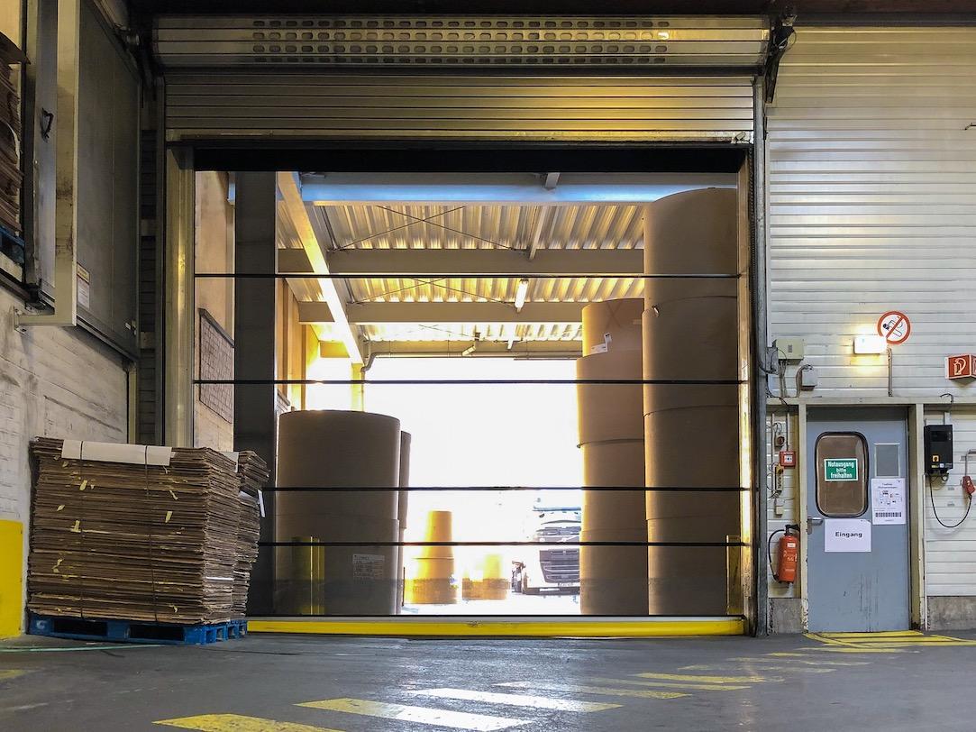 Industrietore als Insektenschutz